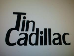 Tin Cadillac