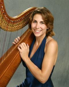 Meg Rodgers Harpist
