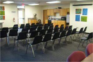 Pearson Community Room