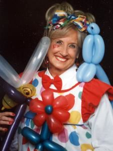 Bubbles The Balloon Lady