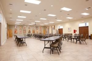 The Mildred D. Kessler Learning Center's Main Room