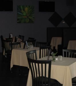 Vintages' Bistro-Style Dining Room