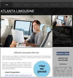 Atlanta Limousine Freedom
