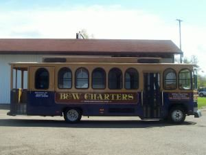 B & W Charters, Inc.