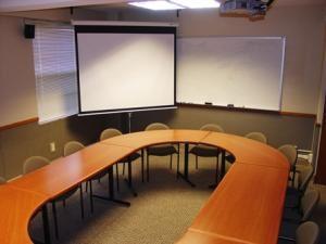 Calvin Ulrey Plowshares Seminar Room