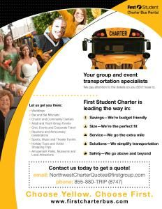 First Student Charter