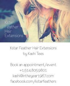 Kstar Feathers