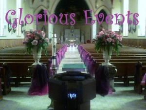 Glorious Events by Tamika Beeks