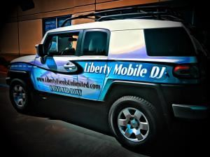Liberty Mobile DJ