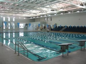 Dinah E. Gore Fitness and Aquatic Center