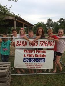 Pappy's Ponies & Party Rentals