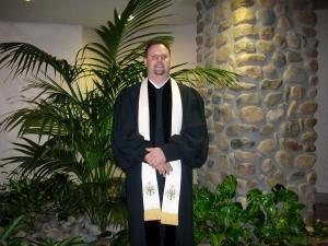 Rev Charles Hall
