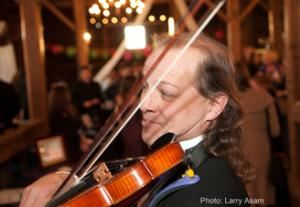 Violinist/Fiddler  Professor Fairbanks