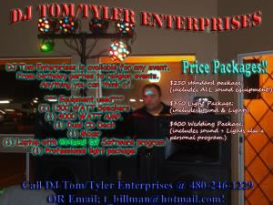 DJ Tom Enterprise