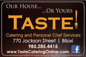 Taste! Catering