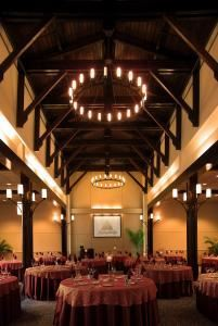 Mission Room Banquet Hall