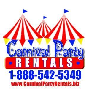 Carnival Party Rentals - Washington