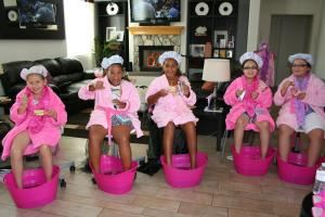 Pampered Divas by Girly Parties 4 U