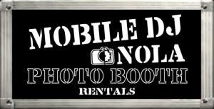 Mobile DJ NOLA - Photo Booth