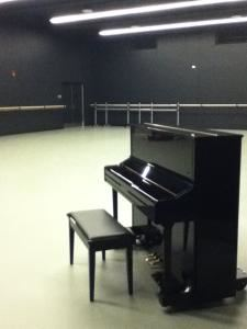 The Auditorium Theatre's Katten/Landau Studio
