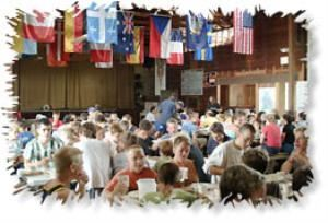Darrah Dining Hall