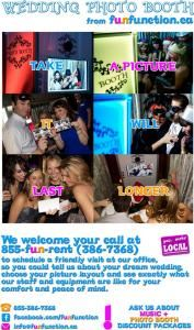 Rent Photo Booth Vancouver