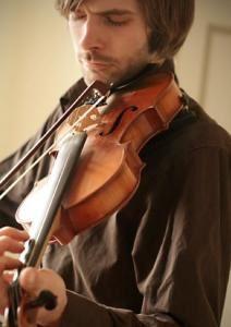 Dan Froese Violinist / Fiddler