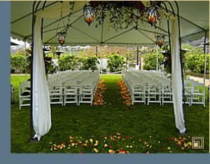Wedding Garden and Patio