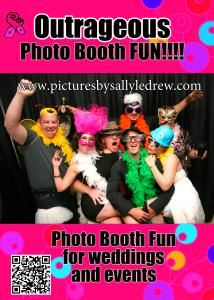 Photo Booth Fun by Pictures by Sally LeDrew