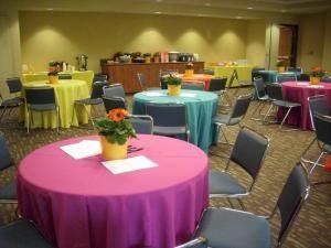 Community Room & Veranda