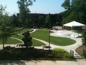 Entertainment Lawn