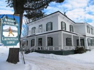 L'Auberge Laurentienne Club Laurentian Lodge