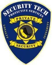 SECURITY TECH PROTECTIVE SERVICES