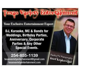Texas Variety Entertainment - Waco Wedding DJ