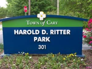 Harold D Ritter Park