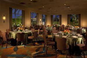 Hyatt Regency Orange County Garden Grove CA Wedding Venue