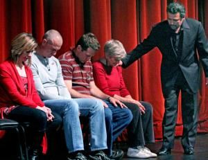 Nino Cruzillini World's Fastest Wisconsin Hypnotist in Chicago