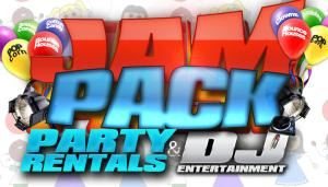 Jam Pack Party Rentals & DJ Ent.