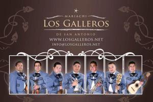 Mariachi Los Galleros de San Antonio