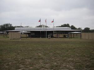 The Bluebonnet Pavilion