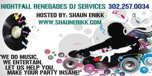 ©Nightfall Renegades DJ Services