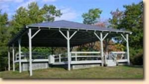 Blue Heron Pavilion