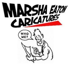 Marsha Eaton Caricatures