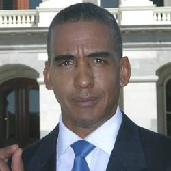 President Obama Impersonator Barack Alike