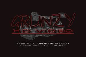 Grunzy Channel Video Production
