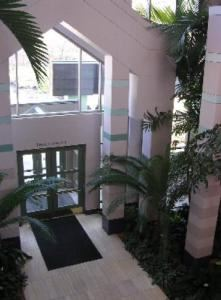 Quarton Atrium Reception Area