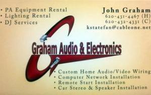 Graham Audio and Electronics